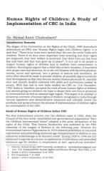 Human Rights of Children A Study of Implementation of CRC in India.pdf
