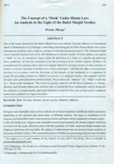 The Concept of a Math Under Hindu Law.pdf