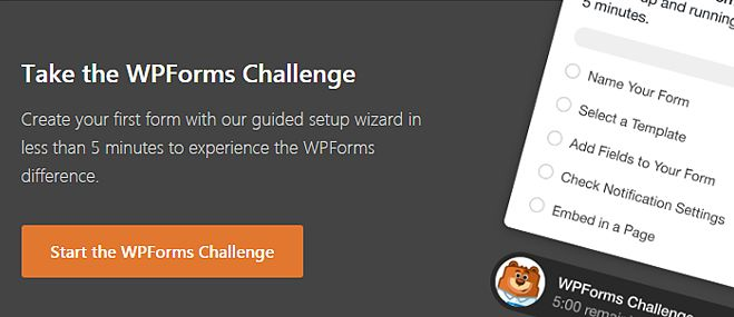 WPForm Contact Form