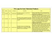 Repair+tips+for+SONY+TV.pdf