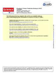 Produção primária da biosfera em uma transição de ENSO Science 2001.pdf