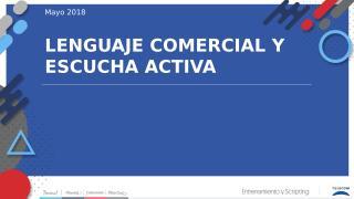 LENGUAJE COMERCIAL Y ESCUCHA ACTIVA.pptx