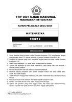 latihan soal un sd mi matematika paket 2.pdf