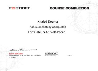 NSE4 FortiGate1 Course completion.pdf