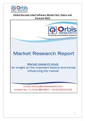 Barcode Label Software Market 2017-2022.pdf